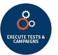 EXECUTE TESTS AND CAMPAIGNS