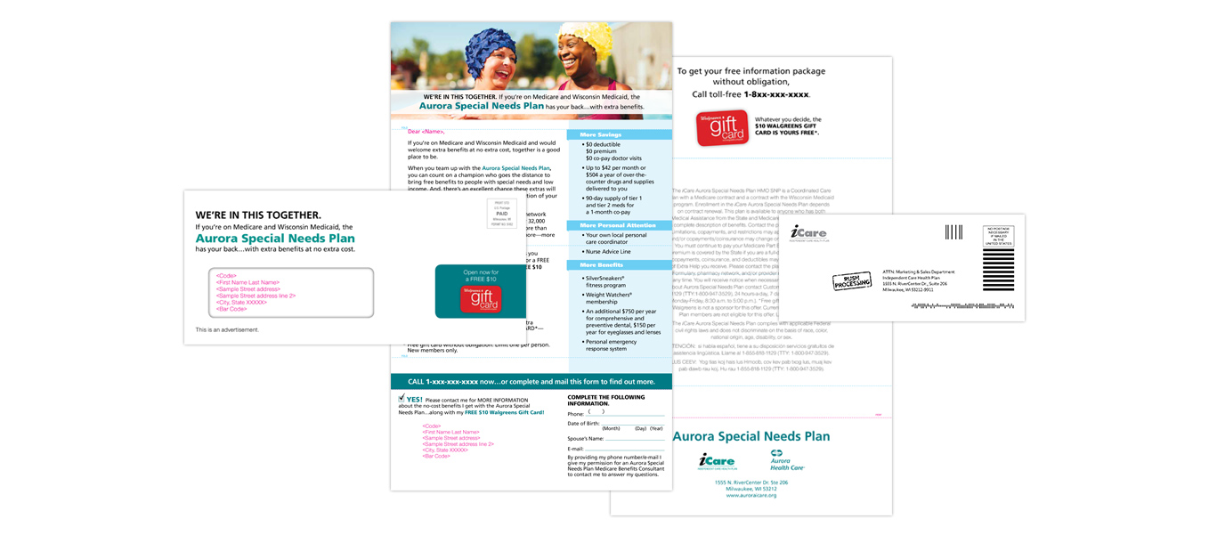 Marketing ROI Case Study - Sample Creative 4
